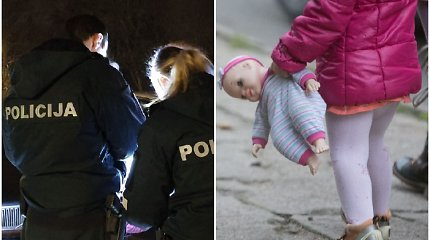 Pasisavintą dukrą vilnietis atgavo per 18 valandų: nei antstolių, nei policijos šturmo neprireikė