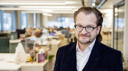 """""""Valstiečių"""" rinkimų į EP štabui vadovaus viešųjų ryšių specialistas L.Kontrimas"""