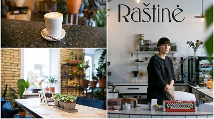 Kavinė ir dar šis bei tas: 3 nestandartinės vietos sostinėje, kur verta užsukti ne tik kavos
