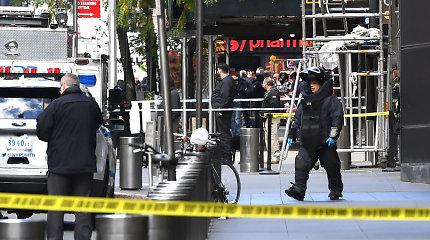 D.Trumpo priešininkams B.Obamai, H.Clinton ir CNN nusiųstos vamzdelinės bombos