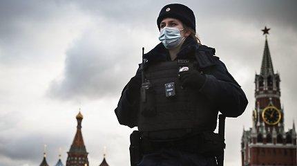 """Maskvoje sulaikyta dar viena """"Pussy Riot"""" narė"""