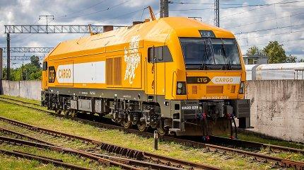 """""""LTG Cargo"""" pirks elektrovežių maždaug už 200 mln. eurų"""