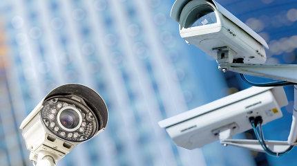 Kėdainius stebi stiklinės viską matančios akys: prie veikiančių 29 vaizdo stebėjimo kamerų bus įjungtos dar 8