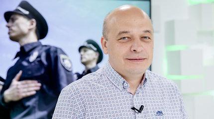 I.Šimonytės patarėju tapo buvęs pareigūnas, ES misijos Ukrainoje vadovas K.Lančinskas