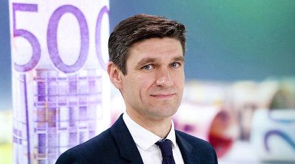 Prezidento patarėjas S.Krėpšta: valstybės bankui jau dabar turime tris embrionus