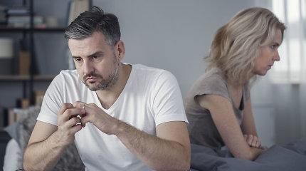 """Psichologas E.Siudikas apie skyrybas: """"Noras skirtis be jokių paaiškinimų rodo, kad santykyje nebuvo atvirumo"""""""