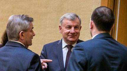 """""""MG Baltic"""" byloje – eksministro R.Sinkevičiaus, buvusio Kelių direkcijos vadovo apklausa"""