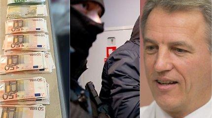 """K.Strupas Santaroskorupcijos skandale """"išreklamuotas"""" per klaidą: teismo laukia 14 kitų įtariamųjų"""