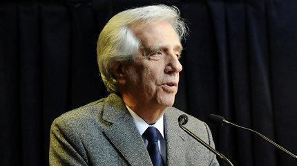 Būdamas 80 metų mirė Urugvajaus eksprezidentas Tabare Vazquezas