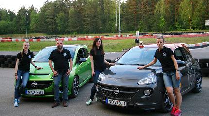 """""""Autopilotas Opel Racing"""" komanda """"Press ralyje"""" sieks pakartoti pernykštę sėkmę"""