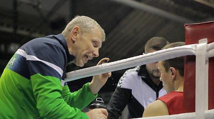Smūgis Lietuvai: atšauktas olimpinių žaidynių bokso atrankos turnyras