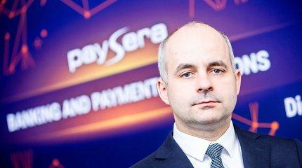 """""""Paysera"""" paskelbė planus – steigs specializuotą banką ir plėsis užsienyje"""