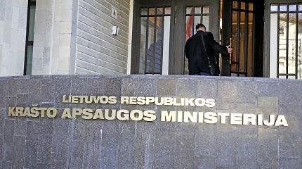 Krašto apsaugos ministerijoje surengtos konsultacijos pirkimų dokumentams aptarti