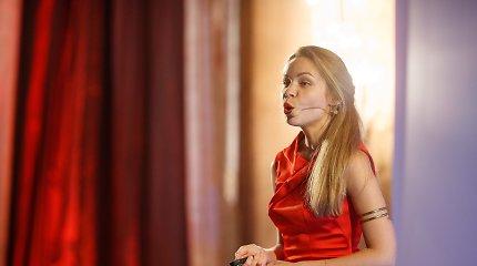 Pasaulinio lygio viešojo kalbėjimo ekspertė M.Mikalauskienė: kokią galią turi viešasis kalbėjimas ir kaip to išmokti?