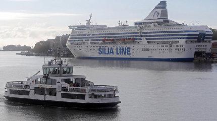 """Estijoje iš """"Tallink"""" kelto iššokusį žmogų išgelbėjo jachtos įgula"""