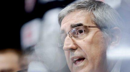 J.Bertomeu užuomina: Eurolygos klubams gali tekti palikti šalių čempionatus