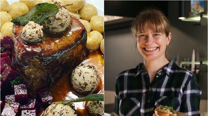 """""""Bulvių košės"""" receptas: sviestas su džiovintais grybais – sumuštiniams ir padažams"""