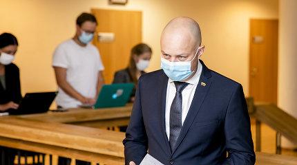A.Veryga: Prezidentūra nenori šaukti Valstybės gynimo tarybos dėl COVID-19 vakcinos