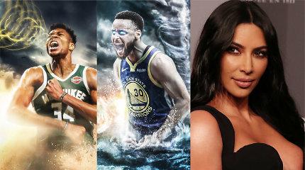 """""""Atsarginiai"""", J.Jankevičius, NBA finalai, ir Kardashian šeimos pinklės"""