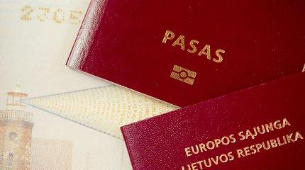 Rinkimų dieną Migracijos valdyba išduos laikinus asmens tapatybės pažymėjimus