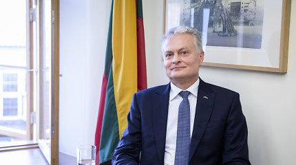 Gitanas Nausėda Niujorke kvietė užsienio įmones investuoti Lietuvoje