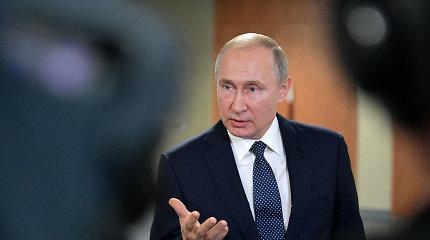 Rusija siūlo Saudo Arabijai įsigyti oro gynybos sistemų