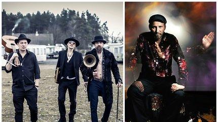 """""""Baltic Balkan"""" grįžta į šokių aikštelę: pirmame rudens """"Balkanaktyje"""" – ir prancūzas DJ Click"""