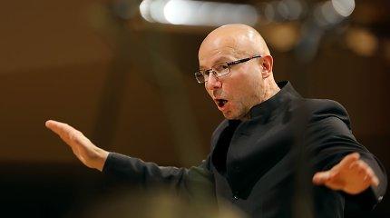 Kompozitorius V.Augustinas: kurdamas mišias stovėjau tradicijos sergėtojo, o ne laužytojo pozicijoje