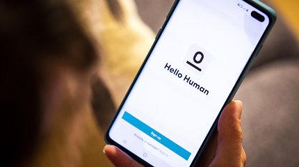 """Atsisakę bendradarbiauti su """"HumansApp"""" nustebo, kad apie juos rinko duomenis"""