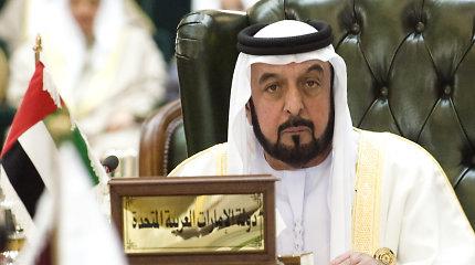 Jungtiniuose Arabų Emyratuose 41 asmuo kaltinamas mėginimu įkurti kalifatą