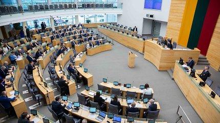Seimui teikiamas protokolas dėl griežtesnės duomenų apsaugos ET šalyse