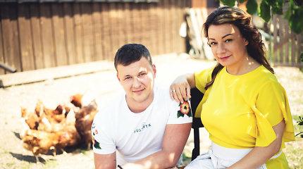44-erių Rūta Lukoševičiūtė susilaukė antros atžalos: gimė dukra