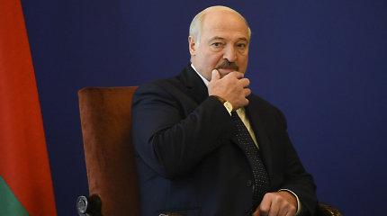 A.Lukašenka įvedė naftos tranzito ekologinį mokestį