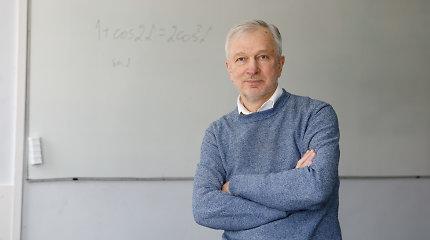 Matematikos mokytojo prastos moksleivių žinios nestebina: nuo pat mažens vaikai saugomi nuo sunkumų ir pratinami nedėti pastangų