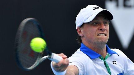 ATP reitinge – didžiulis R.Berankio krytis žemyn ir iš antros vietos išstumtas R.Nadalis
