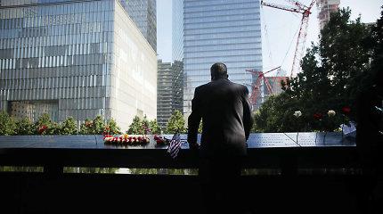 JAV mini rugsėjo 11-osios atakų metines