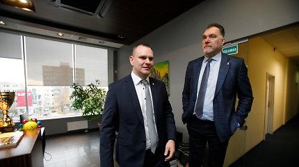 Dariaus Maskoliūno rinktinė nori žaisti Kaune – Lietuva stoja į 3 mln. eurų lenktynes