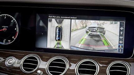 Tobulybės link: ar automatinės parkavimo sistemos gali pakeisti vairuotoją?