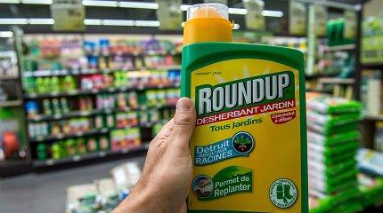 ES valstybės narės dėl prieštaringai vertinamo herbicido glifosato balsuos kitą mėnesį
