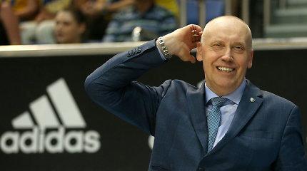 """Rimas Kurtinaitis – apie """"žudiko instinktą"""" ir nesėkmingą Lietuvos rinktinę"""