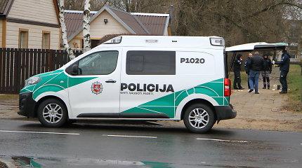 Panevėžyje rastas mirtinai sumušto vyro kūnas, ieškoma įtariamųjų