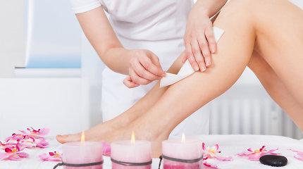 Konsultuoja kosmetologė: depiliacijos būdai – kurį pasirinkti?