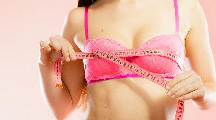Krūtinės korekcija savais riebalais ir implantais. Kaip tai atliekama?