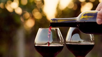 Prancūzijoje vyno gamyba dėl pavasario šalnų gali kristi trečdaliu