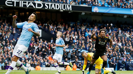 """""""Premier"""" lygoje – antausis """"Manchester City"""" žvaigždynui"""