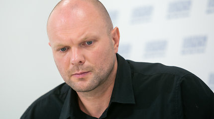 Kristupo Krivicko spaudos konferencija