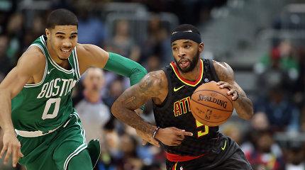 Barselonoje – dar vienas iš NBA atvykstantis žaidėjas