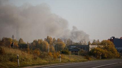 Alytaus rajonas dėl oro taršos blogai besijaučiantiems žmonėms siūlo laikiną pastogę