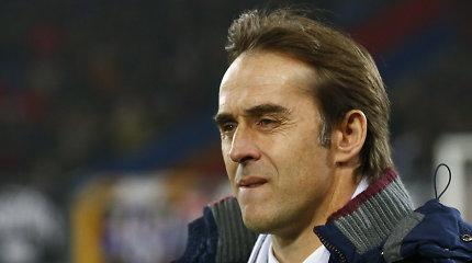 """Iš """"Real"""" išspirtas treneris vadovaus """"Sevilla"""" ekipai"""