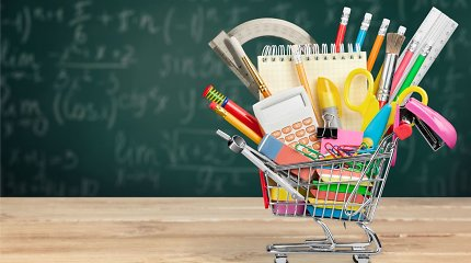Mokinio krepšelis: kiek kainuoja suruošti vaiką mokyklai? Tėvų ir ekspertų patarimai